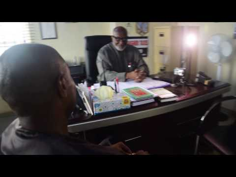 Oseloka Obaze: I Left My Job At UN To Serve Anambra State [2]