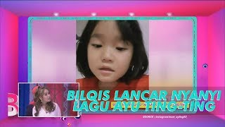 "Download Video BROWNIS - Bilqis Anak Ayu Ting Ting Lancar Banget Nyanyi Lagu ""Apalah Cinta"" (24/6/19) Part 1 MP3 3GP MP4"