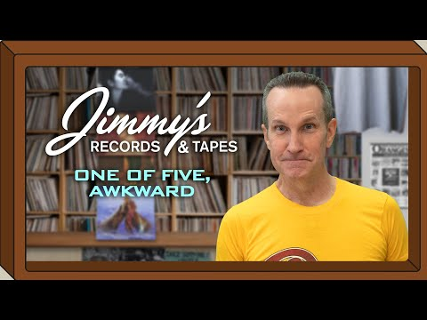 1981 – One of Five, Awkward – Jimmy's Records & Tapes