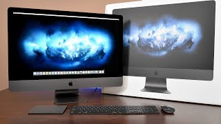 Apple iMac Pro: Unboxing & Review