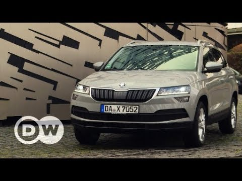 Skoda Karoq - Ein echter SUV | DW Deutsch