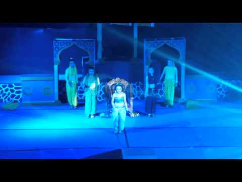 2015 - Sekolah Darma Bangsa - Video Aladdin The Musical NTK-SD