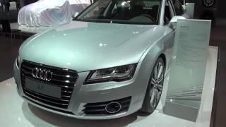 Nonton 2012 Audi A7 Sportback   Interior   Exterior Details  Hd  Film Subtitle Indonesia Streaming Movie Download