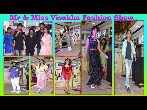 Mr & Miss Visakha Fashion Show for Charity by Raising Hands For Hope in Visakhapatnam,Vizag Vision..