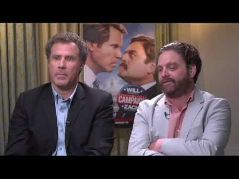 campaign - Emmy winner Jake Hamilton sits down to talk with Will Ferrell and Zach Galifianakis for their new comedy THE CAMPAIGN -- only on JAKE'S TAKES! Follow Jake ar...