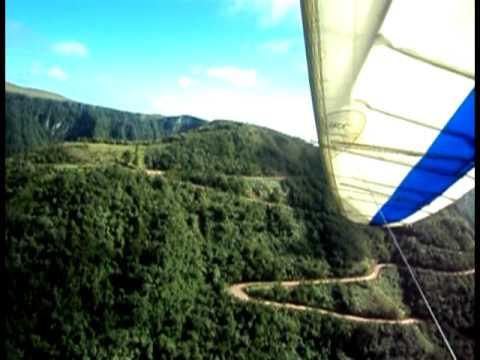18º Campeonato voo livre - Timbe do Sul