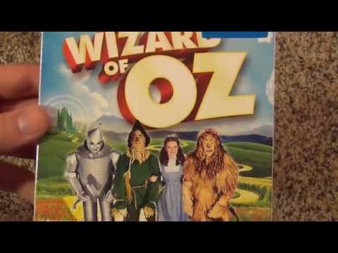 The Wizard Of Oz Blu-Ray Unboxing Single Disc Edition