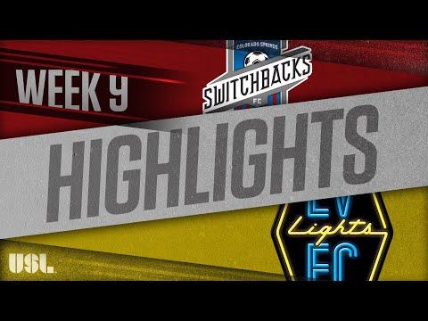 Колорадо Спрингс - Las Vegas Lights 1:0. Видеообзор матча 12.05.2018. Видео голов и опасных моментов игры