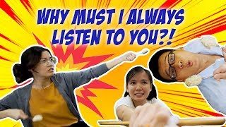 Video Why must I always listen to you?! MP3, 3GP, MP4, WEBM, AVI, FLV Maret 2019