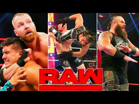 WWE Monday Night Raw, February 11, 2019 Highlights hindi Preview | WWE Raw- 11/02/19 highlights