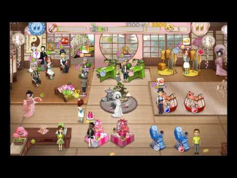 Свадебный салон 2 - игра в жанре тайм-менеджмент