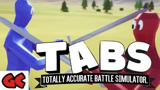 Das erwartet euch in ... T.A.B.S. ( Totally Accurate Battle Simulator )