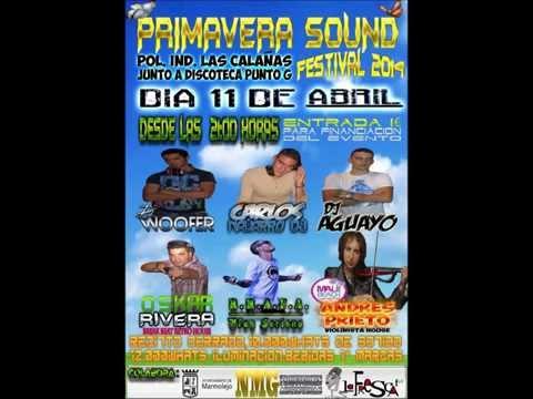 PRIMAVERA SOUND FESTIVAL 2014 MARMOLEJO JAÉN 11/04/2014 (видео)