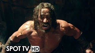 Hercules Official TV Spot - Discover The Legend (2014) Dwayne Johnson HD