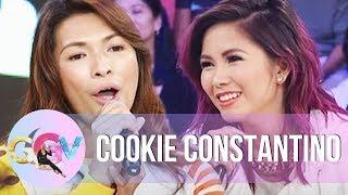 "Video GGV: Yeng's sister, Cookie, sings ""Kailangan Ko'y Ikaw"" MP3, 3GP, MP4, WEBM, AVI, FLV November 2018"