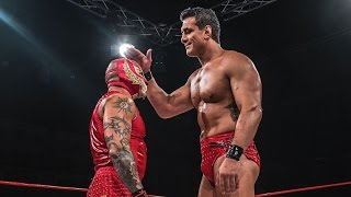 Video Rey Mysterio vs. Alberto El Patron (Pro Wrestling World Cup Mexico Part 5) MP3, 3GP, MP4, WEBM, AVI, FLV Oktober 2018
