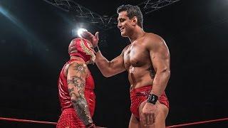 Video Rey Mysterio vs. Alberto El Patron (Pro Wrestling World Cup Mexico Part 5) MP3, 3GP, MP4, WEBM, AVI, FLV November 2017