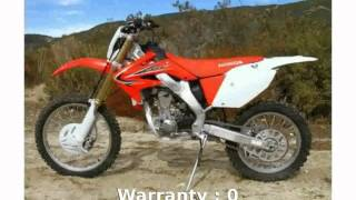 8. 2012 Honda CRF 250X Features & Walkaround