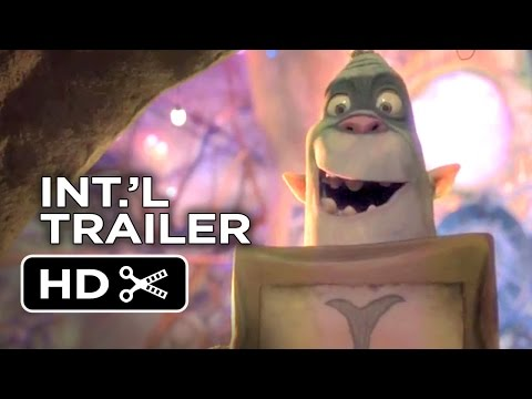 The Boxtrolls Official Spanish Trailer (2014) – Simon Pegg Movie HD