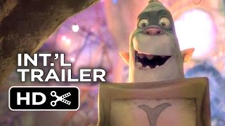 Nonton The Boxtrolls Official Spanish Trailer  2014    Simon Pegg Movie Hd Film Subtitle Indonesia Streaming Movie Download