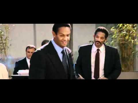 Best Scene-The Pursuit Of Happiness