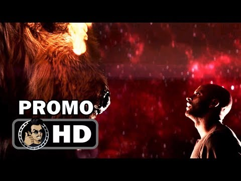 AMERICAN GODS Season Finale Official Promo Trailer (HD) Ricky Whittle Drama Series
