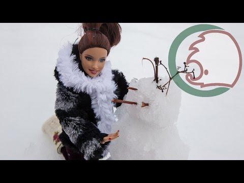 Как сделать шубу для кукол