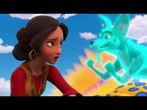 Elena Of Avalor Season 2 Episode 11 - A Tale Of Two Scepters - Part 08