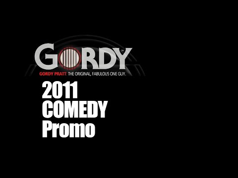 Gordy Pratt: Stand-up Musical Comedy Promo
