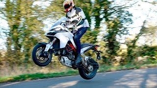 7. Ducati Multistrada 1200S (2015): 6 Month Road Test Review
