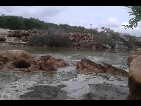 Balneário Caldeirões em Saboeiro no Ceará