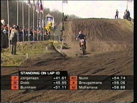 World Championship Motocross 2003 – Grand Prix Valkenswaard MxGp