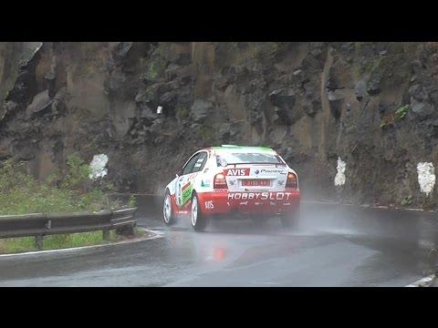 Gran Canaria Historic Rally 2016