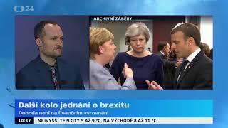 Další kolo jednání o brexitu