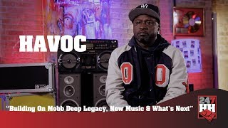 Havoc - Building On Mobb Deep Legacy, New Music & What's Next (247HH Exclusive)