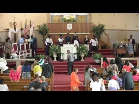 12th Annual Pastoral Anniversary Service – Guest Speaker Evangelist Sherri Brogdon – Limitless Glory