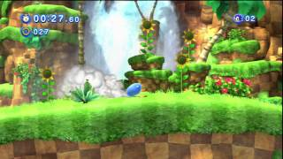 Nonton Sonic Generations PS3 Film Subtitle Indonesia Streaming Movie Download