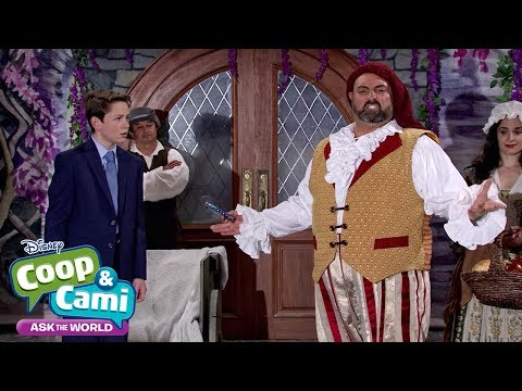Opera Disaster | Coop & Cami Ask the World | Disney Channel