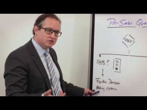 Best Sales Practice Tip: Pre-Sales Question
