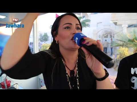زينة القصرينية : مايا القصوري عاملة روحها مثقفة.. وقناة الحوار تلاعبت بالفيديو