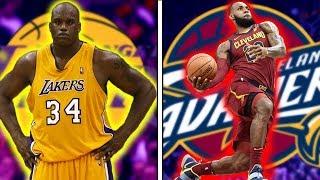 Video 8 Greatest FREAKS Of NATURE In NBA History MP3, 3GP, MP4, WEBM, AVI, FLV September 2018
