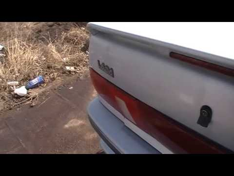 Ремонт торсионов крышки багажника ваз 2115 фото