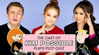 The Kim Possible Cast Gets Quizzed On the Original Disney Channel Show | Plot Quiz by Seventeen Magazine