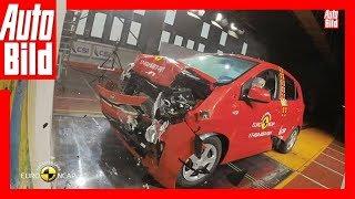 Crashtest Kia Picanto (2017) by Auto Bild