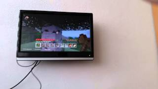 Minecraft Playstaiton 3:Survival afl:1