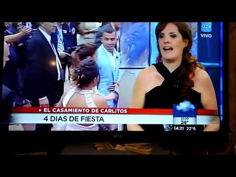 Video Boda Tevez