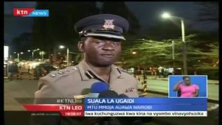KTN Leo: Mtu ameuawa katika ubalozi wa marekani alipojaribu kumnyang'anya afisa wa polisi bastola