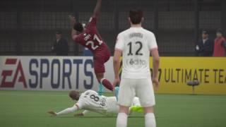 FIFA 17 - Stade de Reims vs AC Ajaccio | Domino's Ligue 2 @ Full Gameplay (PS4/Xbox One)