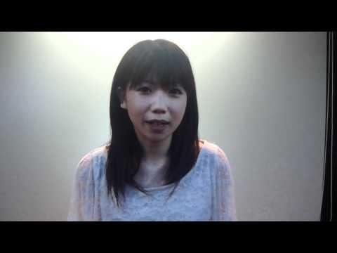 葵なつコメント動画① (видео)