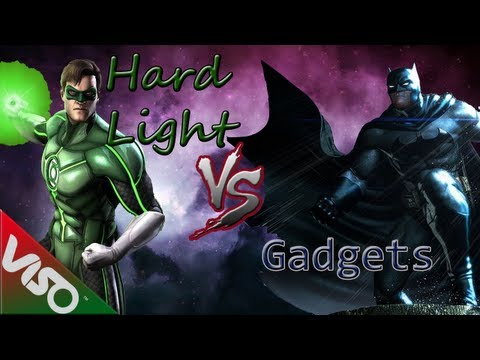 DCUO – Hard Light DPS VS Gadgets DPS – kAiSeR Vs kAiSeR – Part 5